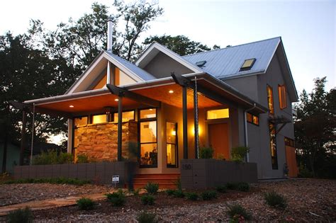 gabled leed platinum newcomer house in cost just