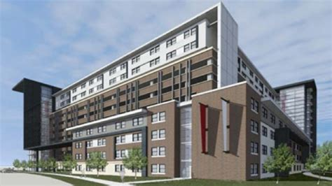 Regents Approve Mixed Use Parking Housing Facility Nebraska Today University Of