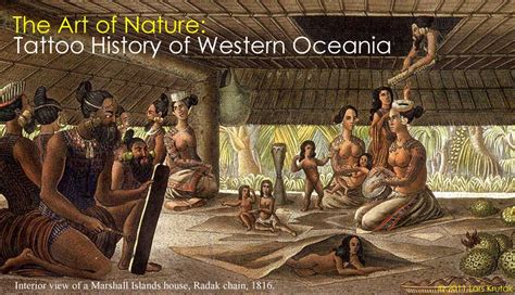 The Art Of Nature Tattoo History Of Western Oceania | lars krutak the art of nature tattoo history of western