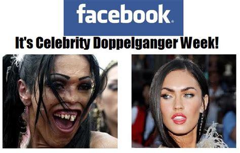 Find Look Alike Doppelganger Week Find Your Look Alike