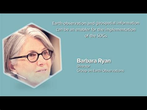 earth observation and geospatial information can be an