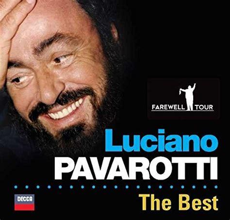 luciano pavarotti the best luciano pavarotti albums zortam