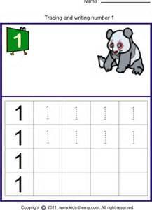 6 best images of free printable preschool worksheets