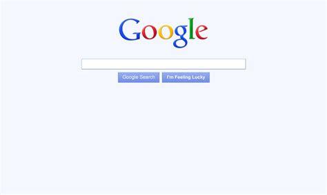design my google homepage google s rejected homepage designs pics softpedia