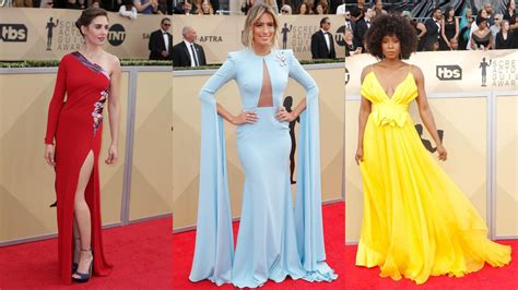 High Shopping Awards The Best And Worst Looks by Screen Actors Guild Awards 2018 Best And Worst Looks From