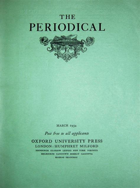 Periodical D 233 Finition What Is