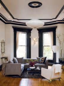 Black Trim Windows Decor Source