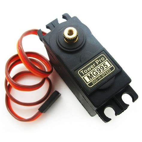 Produk Towerpro Mg995 Metal Gear towerpro mg995 metal gear servo motor robu in indian