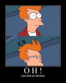 Do Blind Dates Work Meme Futurama Fry No Se Si X Taringa