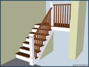 Building A Banister For Stairs Wood Stairs Railing Design Of Your House Its Idea