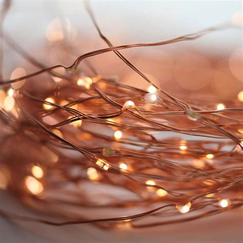 starry string lights lights on copper wire lights string lights lights 300 warm white