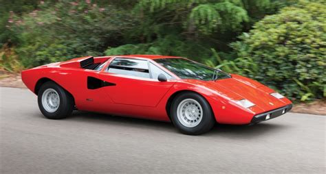 1974 Lamborghini Countach Lp400 For Sale Ultra Exotics Will Be At 2016 Concours Of Elegance