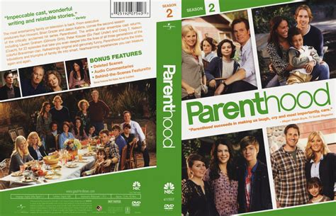 Cover Tv By Request 1 parenthood season 2 tv dvd scanned covers parenthood season 2 dvd covers