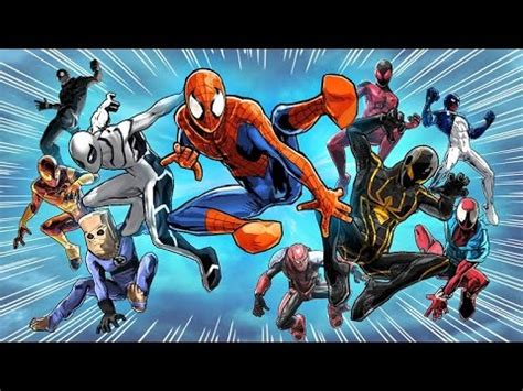 spider man unlimited announcement trailer youtube