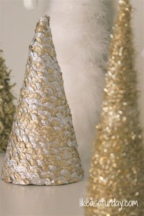 cute ideas for diy christmas tree cones tree cone