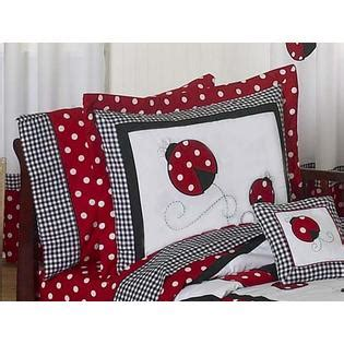 Ladybug Bedding Set Sweet Jojo Designs Ladybug Collection 5pc Toddler Bedding Set Baby Baby Bedding