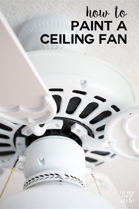 How To Remove Ceiling Paint by 17 Best Ideas About Ceiling Fan Redo On Fan