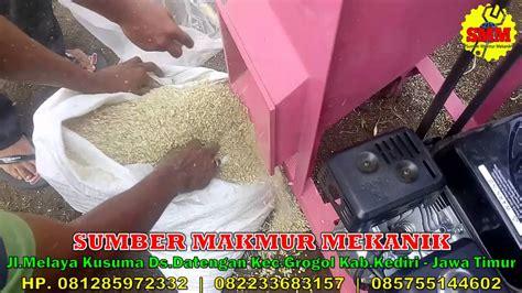 Mesin Pencacah Pakan Ternak mesin pencacah pakan ternak serbaguna coba tonggkol jagung