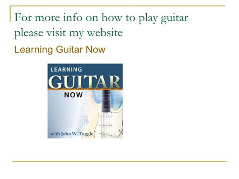 learn guitar now learning guitar now beginner guitar lesson