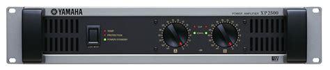Audio Power Lifier Yamaha 100w yamaha xp series power lifier susantoxp s pro