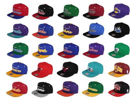 Mitchell And Ness by Exclusive Mitchell Ness Snapbacks At Snipes