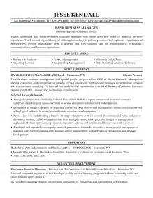 business development cv