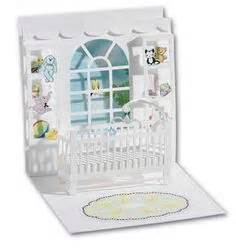 Hospital Crib Card Template by Lori Whitlock Pop Up Baby Crib Card Tutorial With