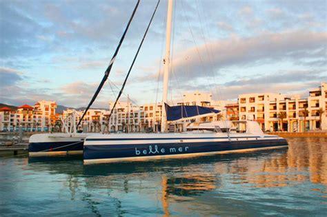 catamaran jobs caribbean belle mer yacht charter details caribbean sailing yacht