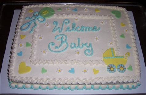 Baby Shower Sheet Cakes by Baby Shower Sheet Cake Images Www Imgkid The Image