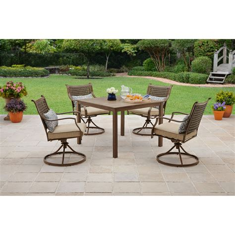 Walmart Patio Table Set Walmart Outdoor Table And Chairs Plastic Patio Chairs Walmart Exle Pixelmari Furniture Patio