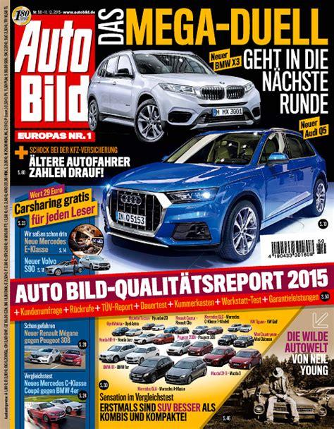Auto Bild Allrad No 4 2015 by Auto Bild German Nr 50 11 Dezember 2015 187 Archive