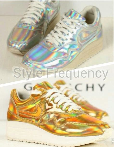 Guci Hias Gold Medium shoes nike holographic holographic shoes air max yeezy gold silver wheretoget