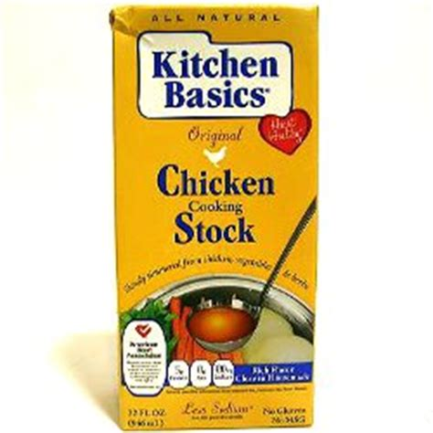 Kitchen Basics Brand Chicken Stock Kitchen Basics Brand Broth Soup
