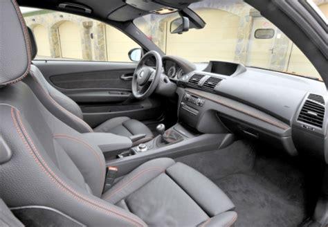 Bmw 1er M Coupe Innenraum by Bildergalerie Bmw 1er M Coupe Autoplenum De