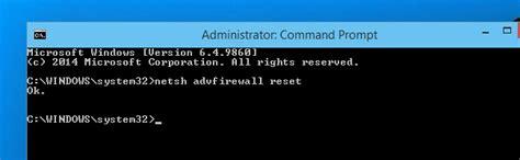 resetting windows firewall hướng dẫn reset windows firewall rules về trạng th 225 i mặc