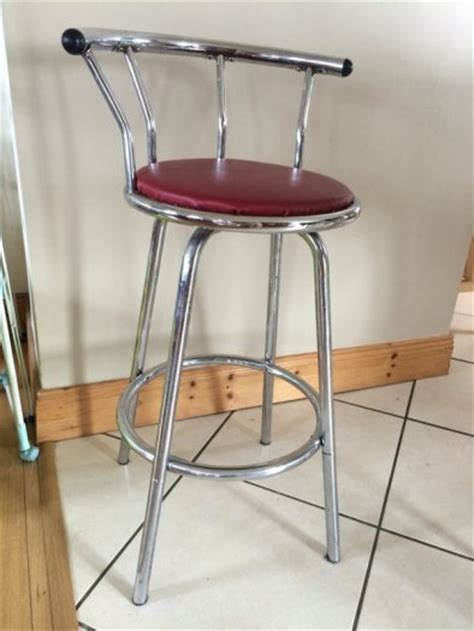 Kitchen Bar Stools For Sale 3 Swivel Kitchen Bar Stools For Sale In Drumlish Longford