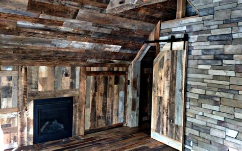 reclaimed wall reclaimed wood wall flooring mantels table diy kit jimmy