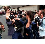 Gigi Hadid Fights Off Stranger Who Manhandles Her In Milan I Had