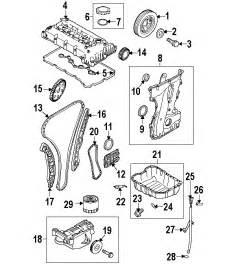 Kia Forte Parts Parts 174 Kia Forte Koup Engine Parts Oem Parts