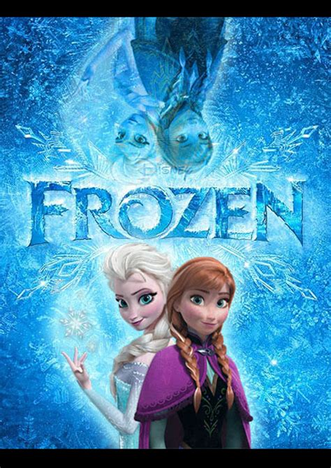 frozen film poster frozen poster by lin1130 deviantart com on deviantart