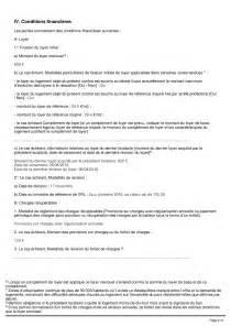 contrat de location type bail de location pdf hellobail