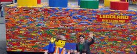 Records In Illinois Lego Da Record In Germania C 232 Il Mattoncino Pi 249 Grande Mondo Giochi E