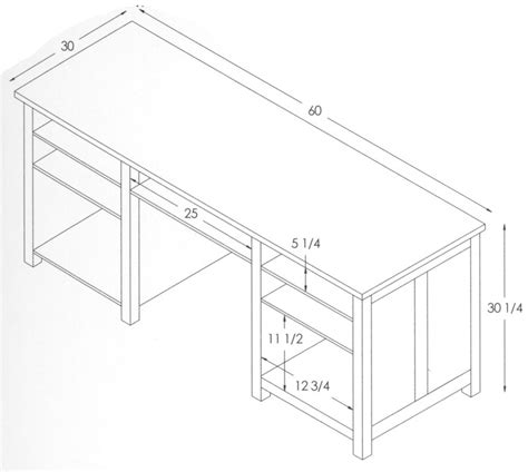 typical desk depth average desk dimensions pictures to pin on pinterest