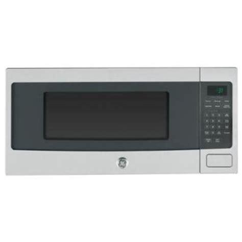 ge profile pem31sfss stainless steel 1 1 cu ft countertop