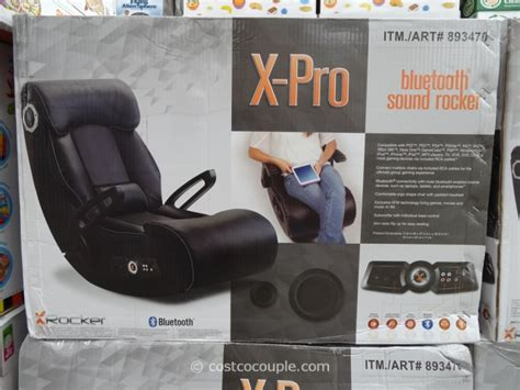Gaming Chair Costco by Ace Bayou X Pro Bluetooth Sound Rocker