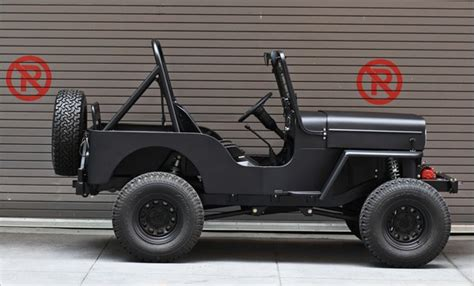 icon 4x4 jeep what price perfection the 80 000 army jeep the new