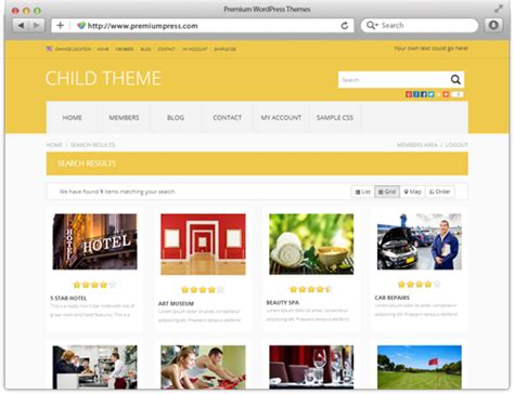 theme wordpress listing business directory template free boblab us