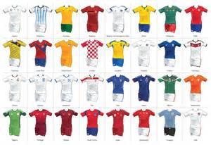 worldcup2014 match day wallchart and handy team shirt