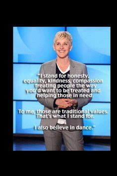ellen degeneres values pinterest 23 ellen degeneres images ellen and portia