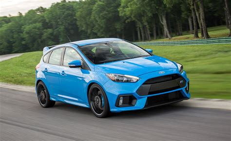 What Does Rs On A Car by Ford Focus Rs On Finance Accept Car Finance